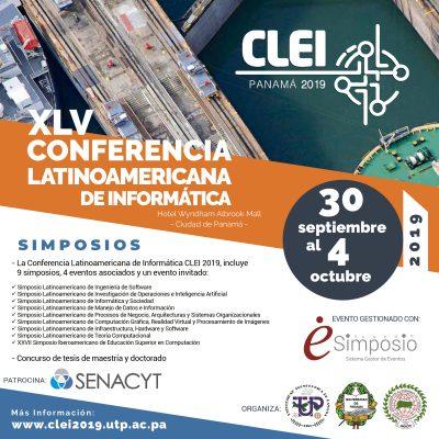 Conferencia Latinoamericana de Informática (CLEI 2019)