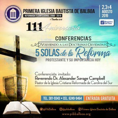 Conferencias »Volviendo a las Doctrinas Olvidadas»