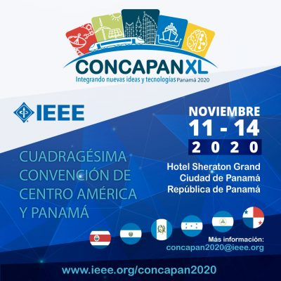 CONCAPAN XL, Cuadragésima Convención de Centro América y Panamá 2020